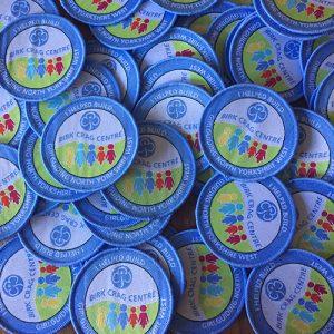 Birk Crag Badges