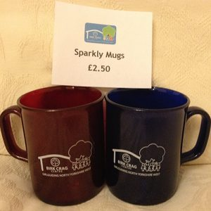 Sparkly Mugs